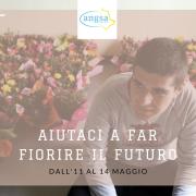 aiutaci a far fiorire il futuro