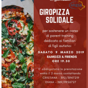 Giropizza solidale