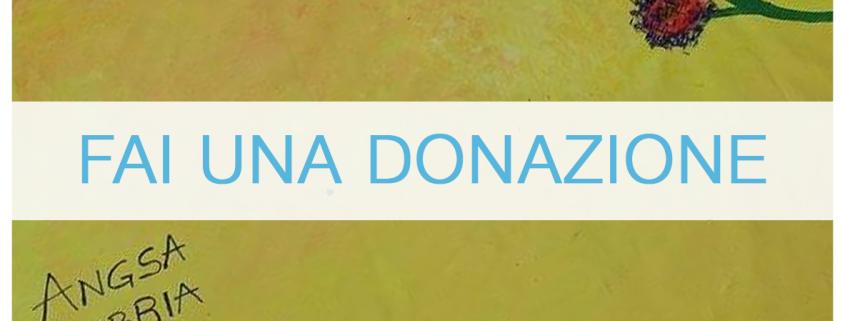 2 - Fai una donazione ad ANGSA Umbria Onlus