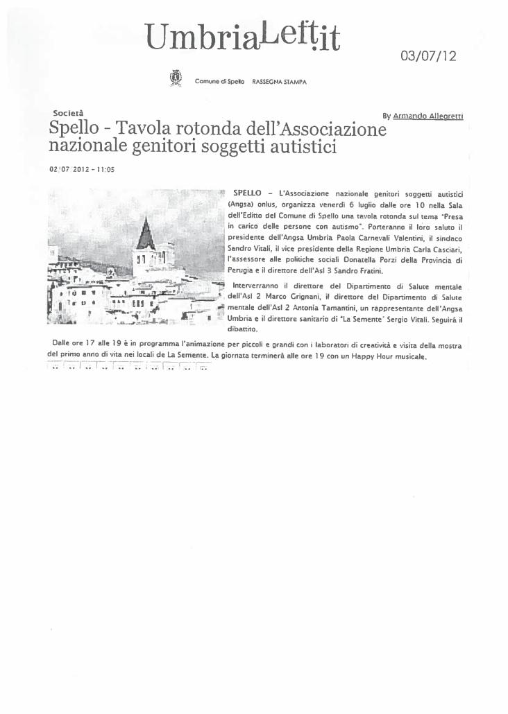 Tavola rotonda su autismo - ANGSA Umbria su Umbria Left 2012.pdf