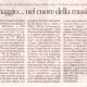 articolo corriere concerto il viaggio