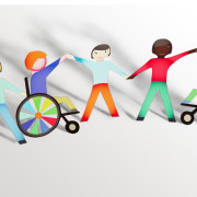 Disabled, Child, Physical Impairment.